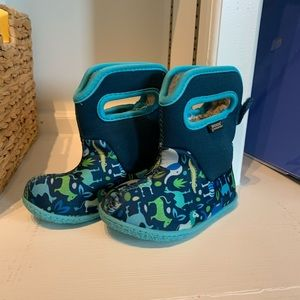 Baby Bogs - size 6 boots